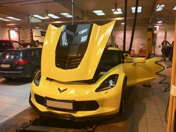 Autoryzowany serwis Corvette Opole
