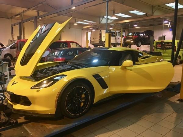 Opole Autoryzowany serwis Corvette